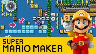 getlinkyoutube.com-Super Mario Maker - I Got Silly