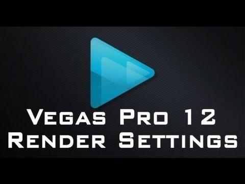 احفظ الفيديو HD وبحجم صغير | Sony Vegas