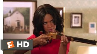 Almost Christmas (2017) - Inviting the Mistress to Dinner Scene (8/10) | Movieclips width=