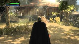 getlinkyoutube.com-Star Wars: The Force Unleashed PL #1 Lord Vader w akcji
