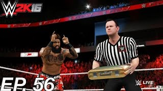 getlinkyoutube.com-WWE 2K16 My Career Mode - CASHING IN MONEY IN THE BANK! (EP. 56) [PS4/XBOX ONE/ Part 56]