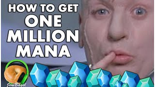 SUMMONERS WAR : How to get One Million Mana (for low level players)