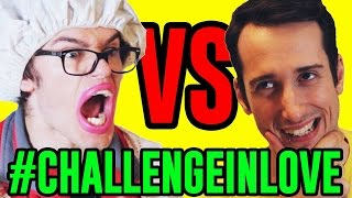 getlinkyoutube.com-MAMMA SATANA VS ILVOSTROCARODEXTER - SALA GIOCHI CHALLENGE #challengeinlove - iPantellas