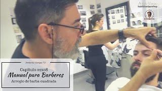 getlinkyoutube.com-Manual para Barberos 02x08 - Arreglo de barba y cejas