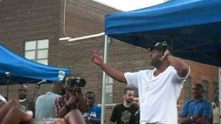 Pete rock & cl smooth - live brooklyn hip hop festival