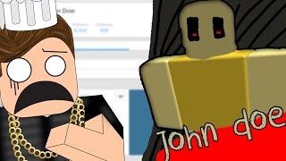 getlinkyoutube.com-THE FIRST ROBLOX ACCOUNT EVER (John Doe)