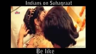 Indian suhagrat