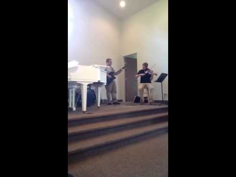 Josh Tucker Violin Recital 2013