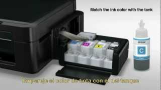 getlinkyoutube.com-Epson - Instalación del Sistema de Tanque de Tinta