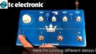 getlinkyoutube.com-TC Electronic Flashback Triple Delay
