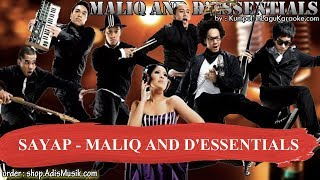 SAYAP -  MALIQ AND D'ESSENTIALS Karaoke