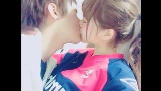 getlinkyoutube.com-【リア充】恥ずかしげもなくキス動画を公開するバカップル達