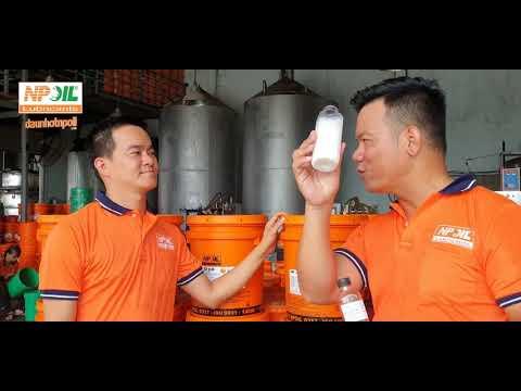Giới thiệu sản phẩm dầu cắt gọt CUTTING OIL