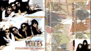 Grupo Voices - Colores del Amor - CD completo.