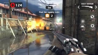 getlinkyoutube.com-Dead Trigger 2 - Coach Shotgun, Dual Peacemaker & Winchester '94 - Halloween Update