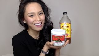 getlinkyoutube.com-My Secret to Radiant and Clear Skin | Apple Cider Vinegar + Aztec Secret Indian Healing Clay