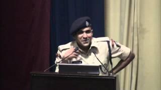 National Police Academy speech