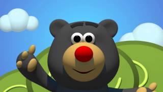 getlinkyoutube.com-Pjesma o Medi (Bear Song) - (2015) - Popular Song for Children