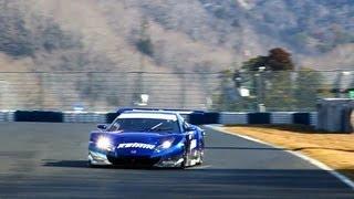 getlinkyoutube.com-2012 SUPER GT Rd.1 Okayama 1/2