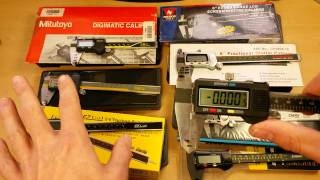 getlinkyoutube.com-Digital Caliper Round-Up (:1:) Which Digital Caliper Should I Buy? ~My Recommendation~