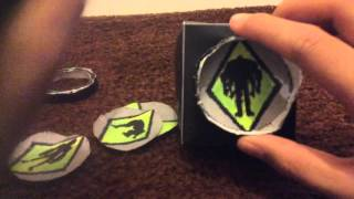 getlinkyoutube.com-Ben 10 papercraft omnitrix