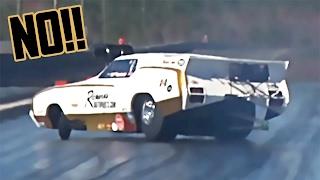 getlinkyoutube.com-Drag Race GONE WRONG - Definition of OH SH*T Moment!