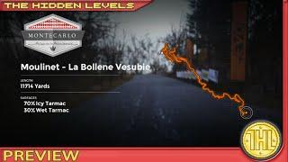 Sebastien Loeb Rally EVO - Monte Carlo - Moulinet La Bollene Vesubie - Rally Preview