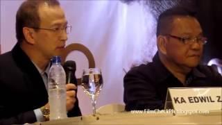 getlinkyoutube.com-FELIX MANALO PRESSCOn   Dennis Trillo   Bela Padilla   Joel Lamangan   ka Edwil Zabala