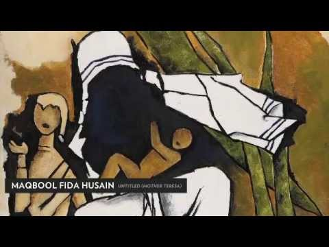 Modern and Contemporary South Asian Art: Maqbool Fida Husain's, Jhoola