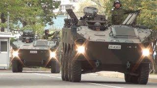 getlinkyoutube.com-96式装輪装甲車と軽装甲機動車 陸上自衛隊