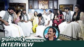 Katamarayudu Team Hilarious Interview | Pawan Kalyan, Shruti Haasan | TFPC