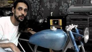 getlinkyoutube.com-Projeto Cafe Racer CG 125 1979 - 5º vídeo