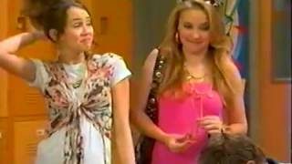Disney Channel Hannah Montana promo 1 (2007)
