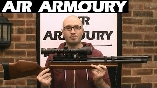 getlinkyoutube.com-Hatsan AT44-10 Air Rifle Review | Air Armoury