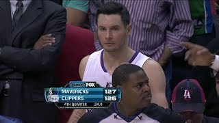 getlinkyoutube.com-2014.01.15 - J.J. Redick Full Highlights vs Mavericks - 33 Pts, Career-High