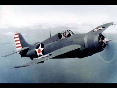 F4F-3 Wildcat - 9 kills 1 mad rammer..
