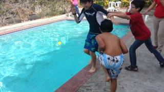 getlinkyoutube.com-Jumping Into The Freezing Cold Water 2