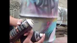getlinkyoutube.com-Tips para hacer un graffiti...