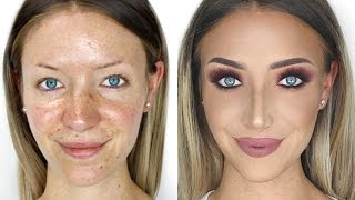 getlinkyoutube.com-Flawless Foundation ALL DAY! (Not Cakey!) | Stephanie Lange