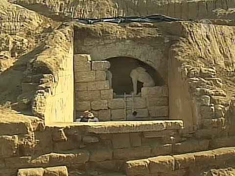 Найдена могила Александра Македонского