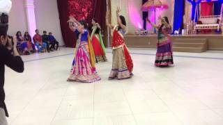 getlinkyoutube.com-2016 Best Bollywood Indian Wedding Dance Performance