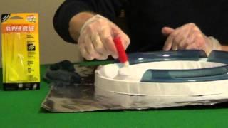 Glue For Plastic - Super Glue