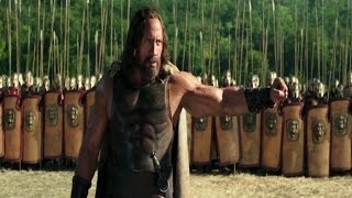Hercules fight scene HD