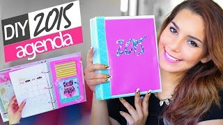 getlinkyoutube.com-DIY AGENDA 2015 ♥ Jimena Aguilar