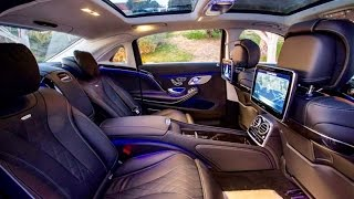 getlinkyoutube.com-2017 Mercedes Maybach S600 Full Review / Exhaust / Start Up