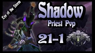 getlinkyoutube.com-World of Warcraft - WOD Patch 6.1 Shadow Priest Pvp - Eye of the Storm Pawnage