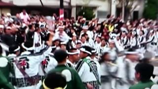 getlinkyoutube.com-危ない泉大津市政70周年記念パレード(濱八町)