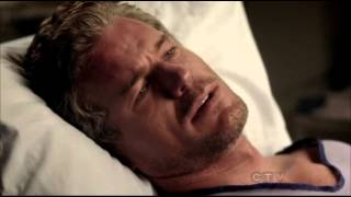 getlinkyoutube.com-Grey's Anatomy 9x02- Mark and Julia Scene (I loved Lexie) and Derek/Callie Scene