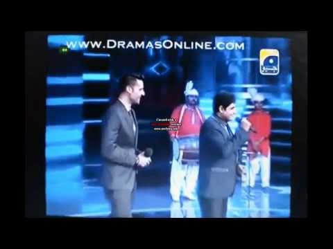 Abrar-ul-Haq Sings Billo's Email from London (Pakistan Idol)