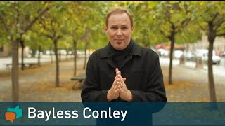 Food for the Inner Man | Bayless Conley
